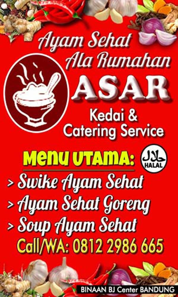 ACTION-ACTION-ACTION, AYAM SEHAT